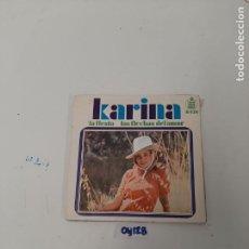 Discos de vinilo: KARINA. Lote 255673990
