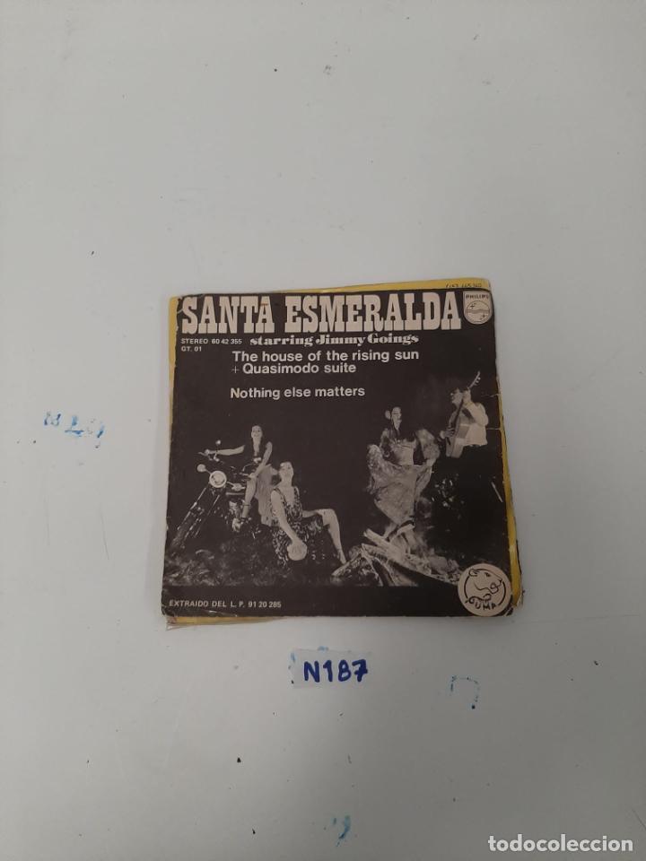 SANTA ESMERALDA (Música - Discos - Singles Vinilo - Otros estilos)