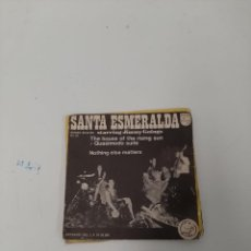 Discos de vinilo: SANTA ESMERALDA. Lote 255674095