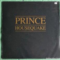 Discos de vinilo: VINILO LP DOBLE - PRINCE - HOUSEQUAKE - MADE IN LUXEMBURGO - SWINGING PIG TSP 141-2 - 1993. Lote 255917510