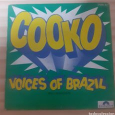 Discos de vinilo: COOKO VOCES OF BRAZIL. Lote 255918145