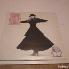 Discos de vinilo: STEVIE NICKS LP ROCK A LITTLE ESP.1985 INSERT LETRAS. Lote 255918590