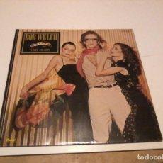 Discos de vinilo: BOB WELCH LP THREE HEARTS GER.1979 ENCARTE LETRAS. Lote 255918830