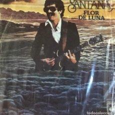 Disques de vinyle: SANTANA - FLOR DE LUNA. Lote 255926090