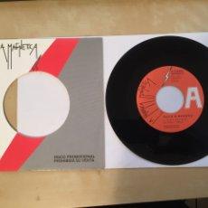 """Discos de vinilo: ROCK 'N' BORDES - BABY BYE BYE / LAS COSAS CLARAS - PROMO SINGLE RADIO 7"""" - 1992 LA FABRICA MECANICA. Lote 255941410"""