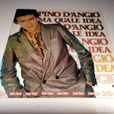 Discos de vinilo: DISCO VINILO LP PINO DANGIO MALA IDEA. Lote 255950930
