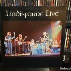 Discos de vinilo: LINDISFARNE - LINDISFARNE LIVE. Lote 255951085