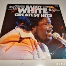 Discos de vinilo: DISCO VINILO LP BARRY WHITE GREATEST HITS. Lote 255951940