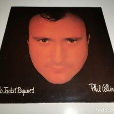 Discos de vinilo: DISCO VINILO LP PHIL COLLINS NO JACKET REQUIRED. Lote 255952480