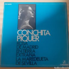 Discos de vinilo: CONCHA PIQUER. Lote 255954440