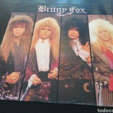 Discos de vinilo: BRITNY FOX - BRITNY FOX LP. Lote 255960945