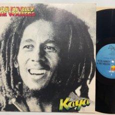 Discos de vinilo: LP BOB MARLEY & THE WAILERS – KAYA EDICION ESPAÑOLA DE 1983. Lote 255963635