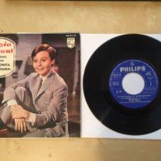 """Discos de vinilo: ROCIO DURCAL - CANTA TEMAS DEL FILM / MAS BONITA QUE NINGUNA - SINGLE EP RADIO 7"""" - 1965 PHILLIPS. Lote 255967290"""