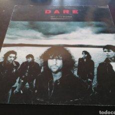 Discos de vinilo: DARE - OUT OF THE SILENCE LP. Lote 255971400