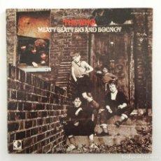 Discos de vinilo: THE WHO – MEATY BEATY BIG AND BOUNCY USA,1971 DECCA. Lote 9279771