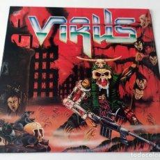 Discos de vinilo: LP VIRUS - FORCE RECON. Lote 96383243
