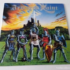 Discos de vinilo: LP ARMORED SAINT - MARCH OF THE SAINT. Lote 146719710