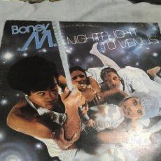 Discos de vinilo: BONEY M . NIGHTFLIGHT TO VENUS .. Lote 255986100
