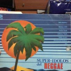Discos de vinilo: BOB MARLEY,EDDY GRANT,LOS BEATLES LENNON Y MCCRATNEY . BUEN. DISCO IDOLOS REGGGAE. Lote 255986830