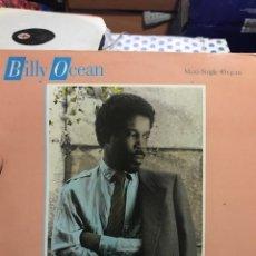 Discos de vinilo: BILLY OCEAN M/S LOVERBOVY JIVE .DEL 85. Lote 255990640