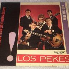 Discos de vinilo: EP LOS PEKES - CHAO CHAO Y OTROS TEMAS - NOVOLA NV108 -PED MINIMO 7€. Lote 255991660