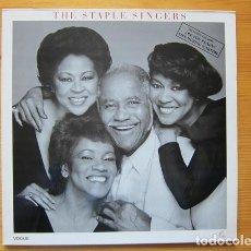 Discos de vinilo: THE STAPLE SINGERS – THE STAPLE SINGERS. Lote 255992020
