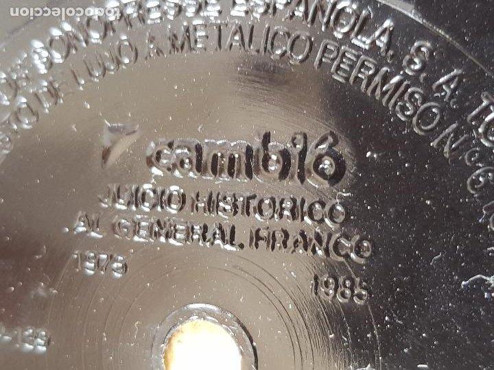 Discos de vinilo: ULTIMO DISCURSO DEL GENERALISIMO D.FRANCISCO FRANCO-CAMBIO 16 - Foto 4 - 255997055