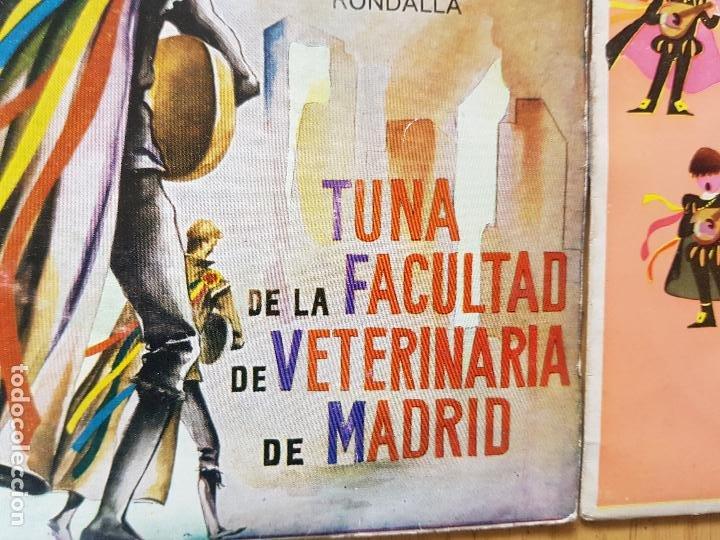 Discos de vinilo: TUNA DE LA FACULTAD DE VETERINARIA DE MADRID - Foto 4 - 255998005