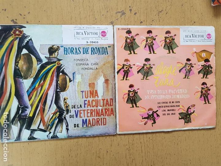 TUNA DE LA FACULTAD DE VETERINARIA DE MADRID (Música - Discos - Singles Vinilo - Otros estilos)