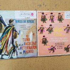 Discos de vinilo: TUNA DE LA FACULTAD DE VETERINARIA DE MADRID. Lote 255998005