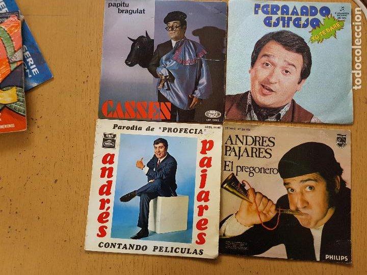 Discos de vinilo: ANDRES PAJARES-FERNANDO ESTESO-CASSES - Foto 2 - 255998650