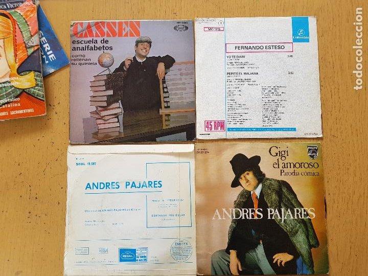 ANDRES PAJARES-FERNANDO ESTESO-CASSES (Música - Discos - Singles Vinilo - Otros estilos)