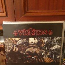 Discos de vinilo: VICTIMS / NEVERENDINGLASTING / FAREWELL RECORDS 2011. Lote 256006185