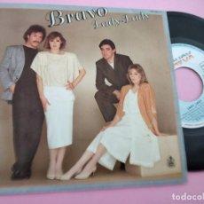 Disques de vinyle: BRAVO. LADY, LADY. DIME POR QUÉ. 1984. Lote 256013125