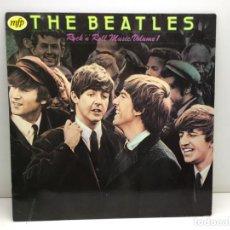 Discos de vinilo: LP - DISCO - VINILO - THE BEATLES ROCK IN ROLL MUSIC VOLUME 1 - ODEON. Lote 256014525