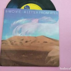 Dischi in vinile: B-MOVIE / A LETTER FROM AFAR. Lote 256021510