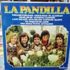 Discos de vinilo: LA PANDILLA - TÓMAME O DÉJAME, NO SE NO SE, NUESTRA CANCIÓN, ... - LP. SELLO MOVIE PLAY1974. Lote 256027650