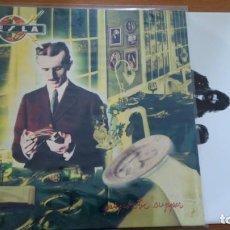 Dischi in vinile: TESLA PSYCHOTIC SUPPER LP SPAIN 1991. Lote 256044505