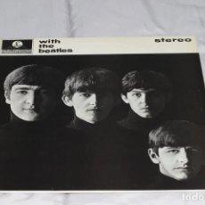 Discos de vinilo: THE BEATLES - WITH THE BEATLES - 1977 - REINO UNIDO UK - NM/VG+. Lote 256053185