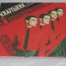 Discos de vinilo: KRAFTWERK - DIE MENSCH MASCHINE - ALEMANIA - 2015 - VG++/VG++. Lote 256055775