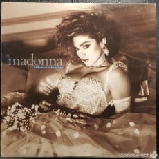 Discos de vinilo: MADONNA - LIKE A VIRGIN - LP - USA - RARO - EXCELENTE - 1984 - NO USO CORREOS. Lote 256059155