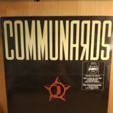 Discos de vinilo: COMMUNARDS. Lote 256061870