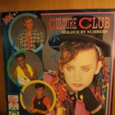 Discos de vinilo: CULTURE CLUB. COLOUR BY NUMBERS. Lote 256063690