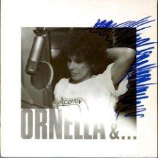 Discos de vinilo: ÁLBUM CON 2 LPS. DE ORNELLA VANONI: ORNELLA &... DUETTI, TRII E QUARTETTI. ARIOLA, 1983. EXCELENTE.. Lote 256064000