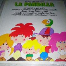 Discos de vinilo: LA PANDILLA-GATEFOLD. Lote 256066905