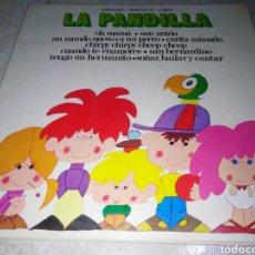 Discos de vinilo: LA PANDILLA-GATEFOLD. Lote 256067005