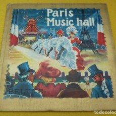 Discos de vinilo: LP MARCEL CARIVEN & ORQUESTA LAMOUREUX - PARIS MUSIC HALL - BELTER 36.004 (VG+/EX+)Ç. Lote 256071235