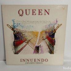 Discos de vinilo: QUEEN - INUENDO EXPLOSIVE VERSION ED. ESPAÑOLA. Lote 256083795
