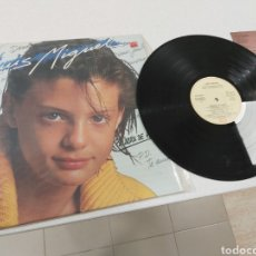 Discos de vinilo: VINILO LP, LUIS MIGUEL, PALABRA DE HONOR. Lote 256098190
