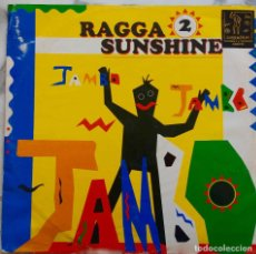 Discos de vinil: RAGGA 2 SUNSHINE, JAMBO. MAXI SINGLE ALEMANIA 2 TEMAS. Lote 256099270